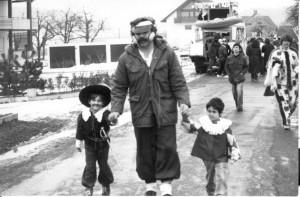 1982 Fasnacht Büsingen 13