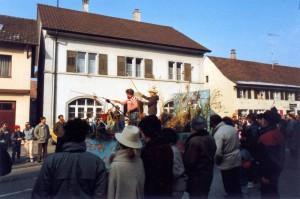 Büsinger Fasnacht 1985 02_01
