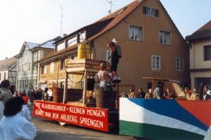 Büsinger Fasnacht 1985 04_01