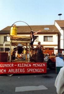 Büsinger Fasnacht 1985 05_01