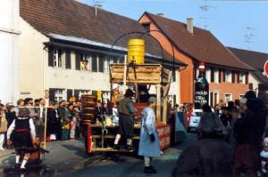 Büsinger Fasnacht 1985 07_01