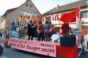 Büsinger Fasnacht 1985 08_01