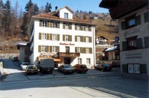 Skiweekend Küblis 1985 01_01