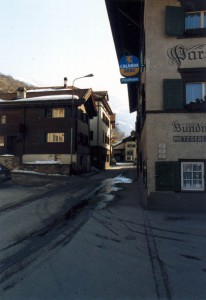 Skiweekend Küblis 1985 02_01