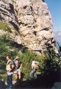 Bergtour 1991 17_01