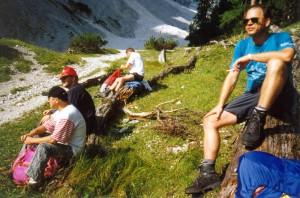 Bergtour Austria 1997 01_01
