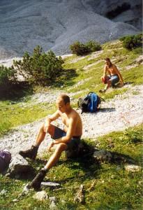 Bergtour Austria 1997 02_01
