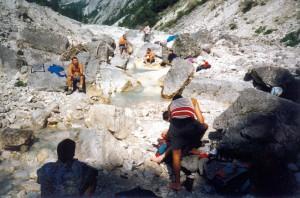 Bergtour Austria 1997 05_01