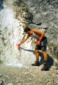 Bergtour Austria 1997 08_01