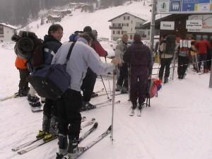 Ski-Weekend 2004 2_01
