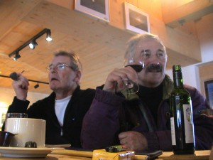 Ski-Weekend 2004 3_01