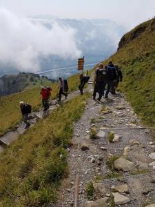 2017 Bergtour 8 - 10 September